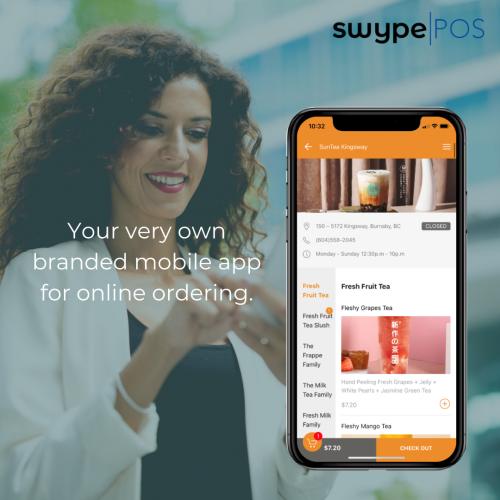 online ordering mobile app